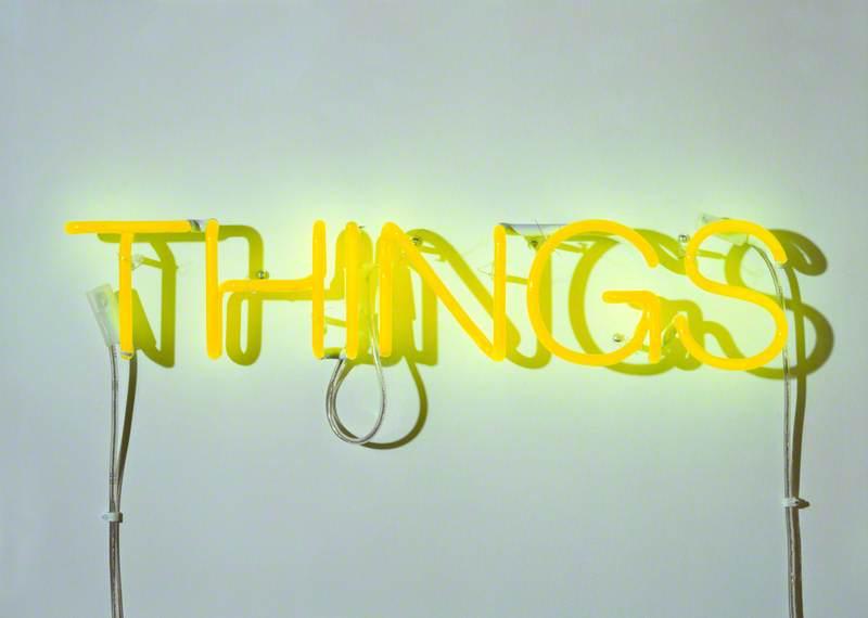 Work No. 253: THINGS