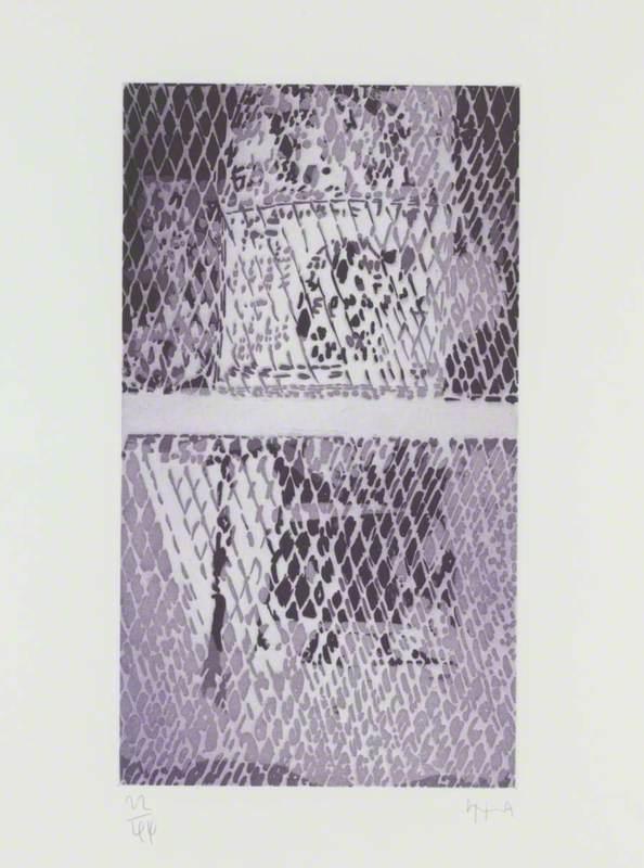 Untitled; Nine Etchings