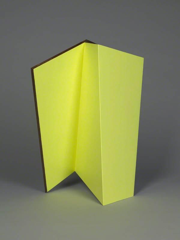 No. 587 W Fold