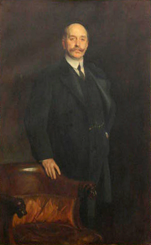 The Right Honourable Weetman Dickinson Pearson (1856–1927), 1st Viscount Cowdray, PC, GCVO