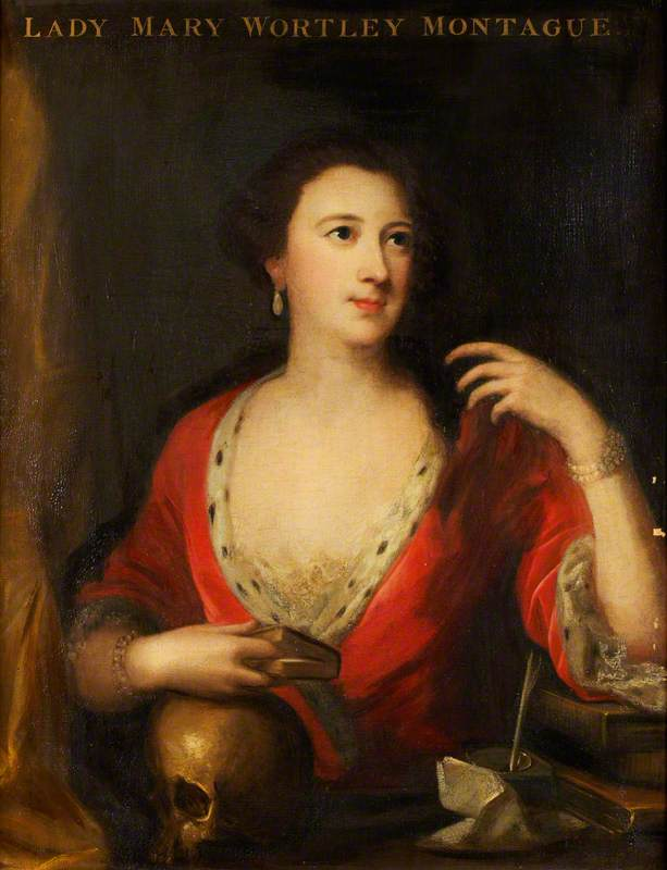 Lady Mary Wortley Montagu (1689–1762), Writer and Traveller