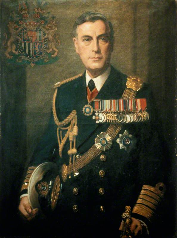 Louis, Earl Mountbatten of Burma (1900–1979), Admiral of the Fleet