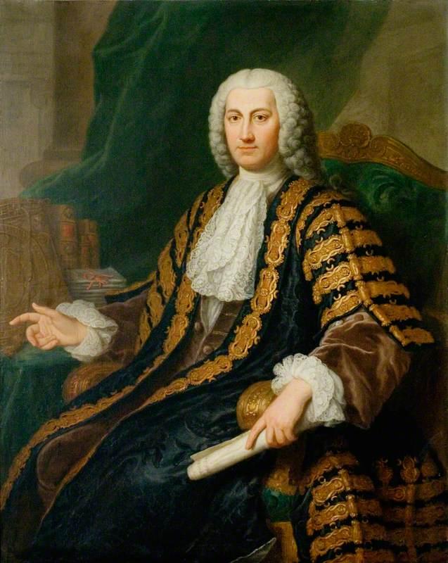 Henry Bilson Legge (1708–1764), Chancellor of the Exchequer