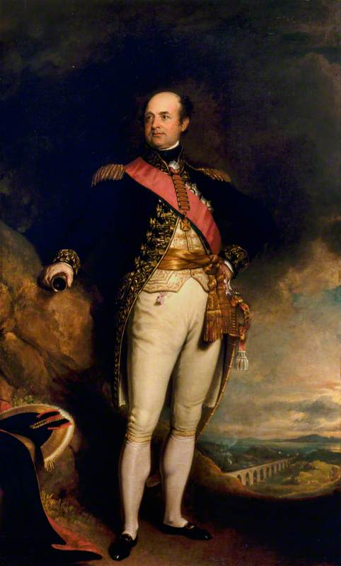 William Carr, Viscount Beresford (1768–1854), General