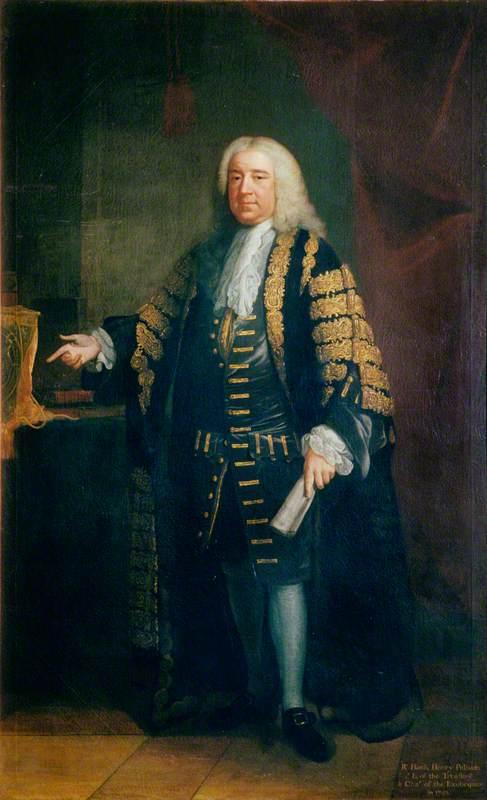 Henry Pelham (1694–1754), Prime Minister