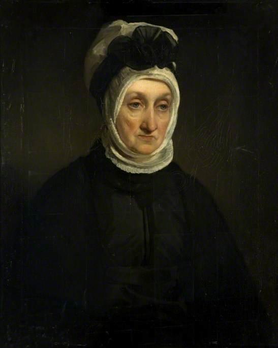 Elizabeth Galloway (or Grieve), of Sandyhills (d.1826)