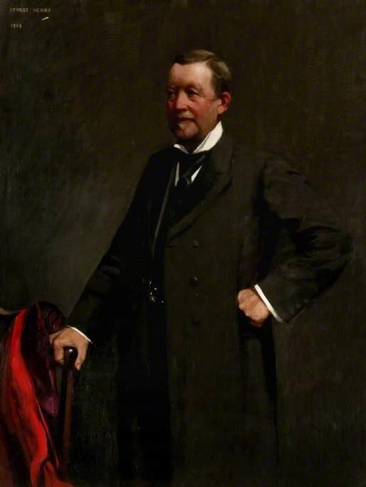 Councillor Robert Crawford (b.1845)