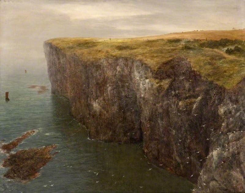 Along the Cliffs
