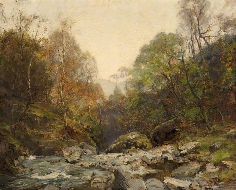 The Rhymer's Glen