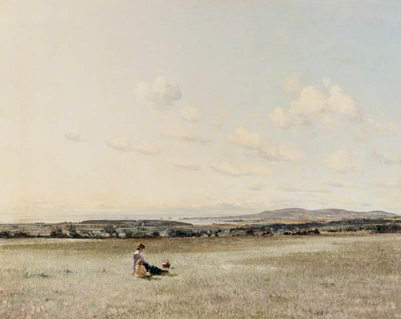 A Manx Landscape