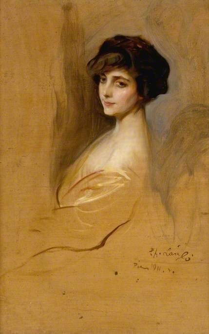 Portrait Study: Madame Max Jaunez