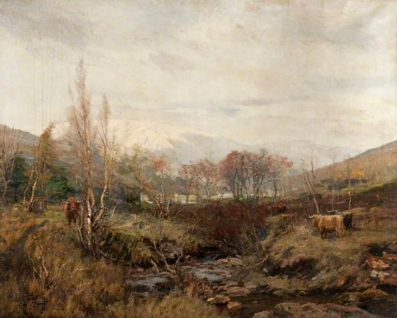 November, Braes of Balquhidder