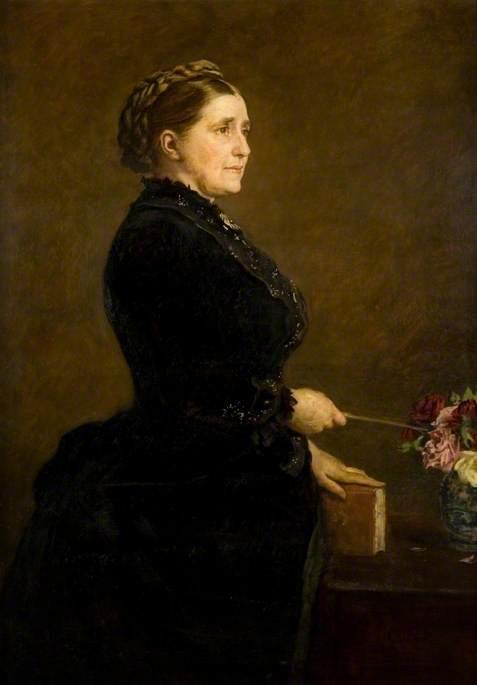 Mrs Isabella Elder (1828–1905)