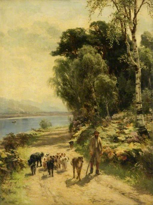 The Wayside, Loch Maree