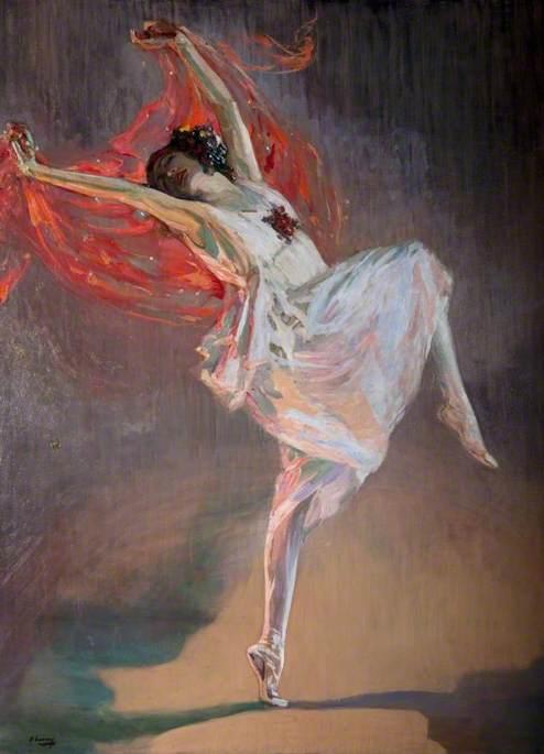 Anna Pavlova (1881–1931)