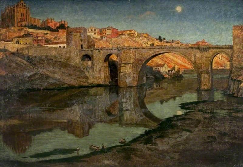 The Bridge of St Martin, Toledo