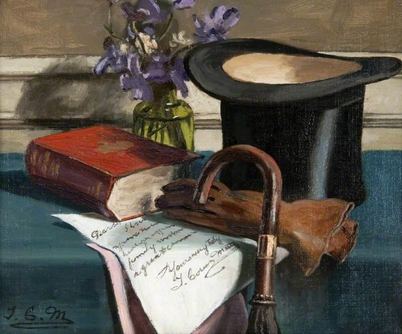 Souvenir de Manet