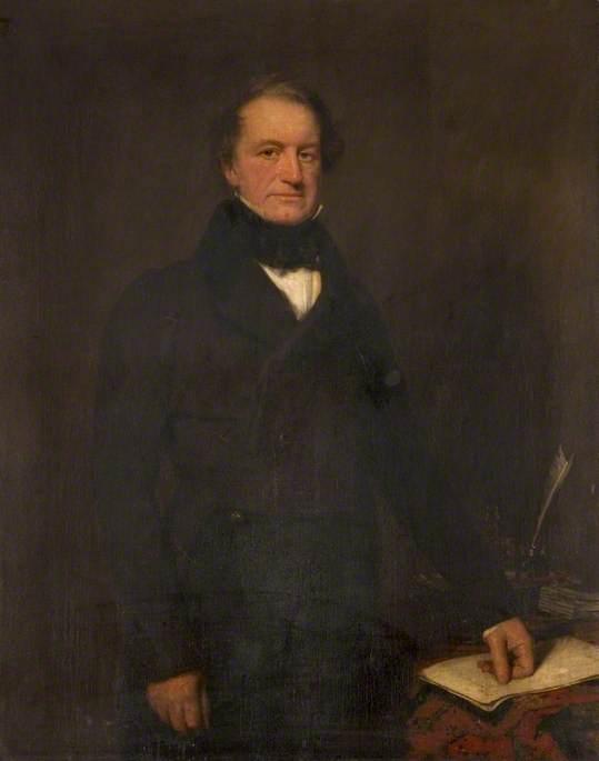 John T. Alston (1780–1857), Provost of Glasgow (1820–1821)