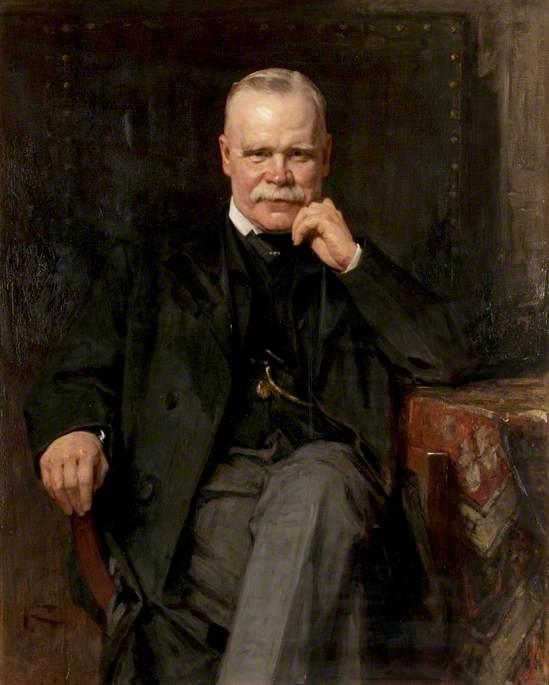 James Hozier (1851–1929), 2nd Lord Newlands