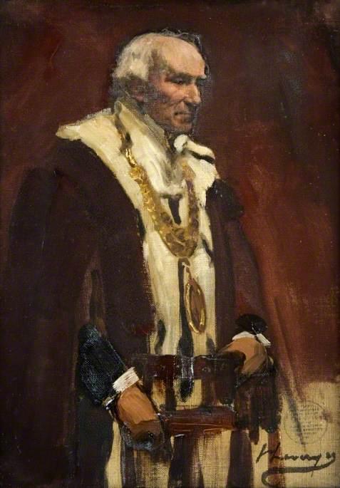 Robert Cochrane, Provost of Paisley
