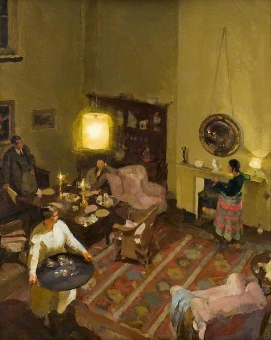 Interior: Studio Supper