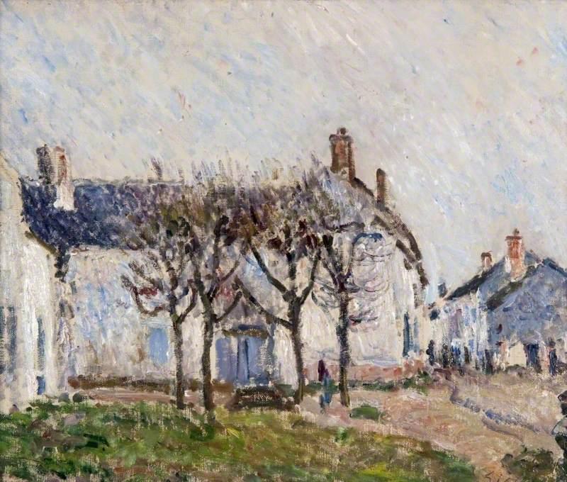 Village Street, Moret-sur-Loing