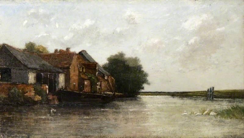 A Suffolk River
