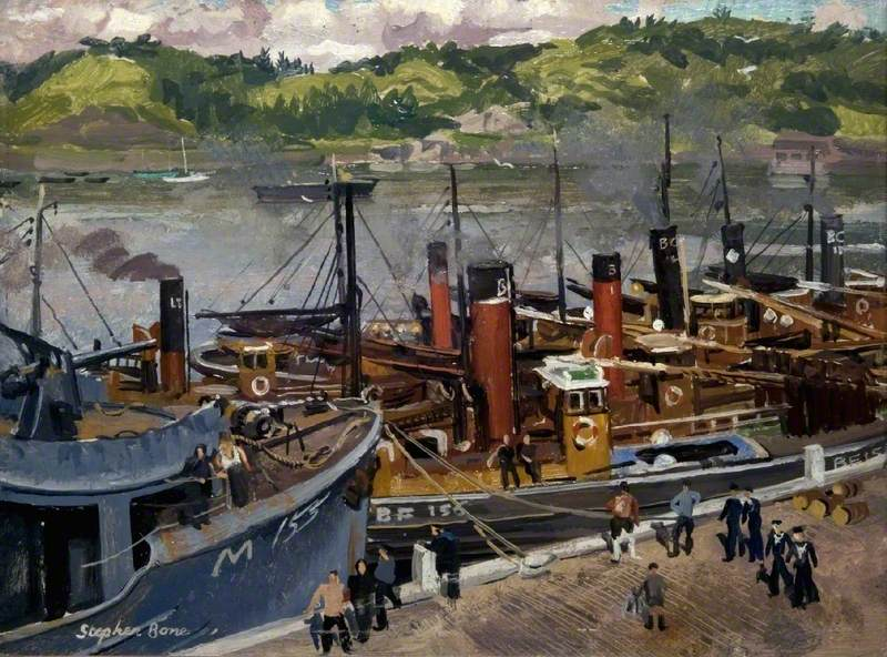 Admiralty Trawlers and Drifters
