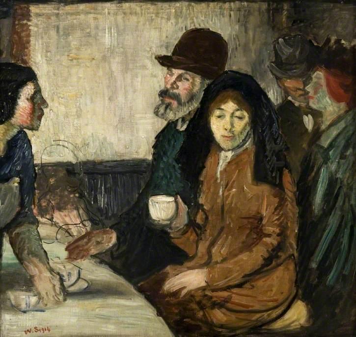 Café Bar (sketch)