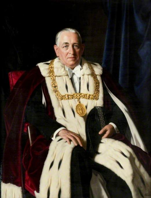 Sir Hector McNeil, Lord Provost of Glasgow (1945–1949)
