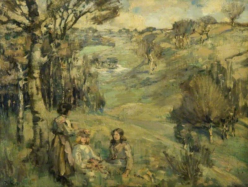 A Galloway Landscape