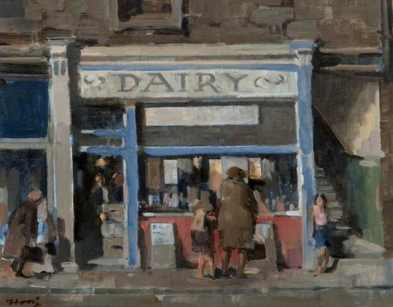 The Dairy