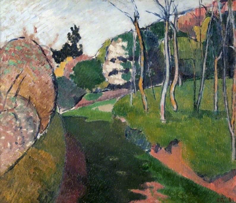 Landscape, Saint-Briac