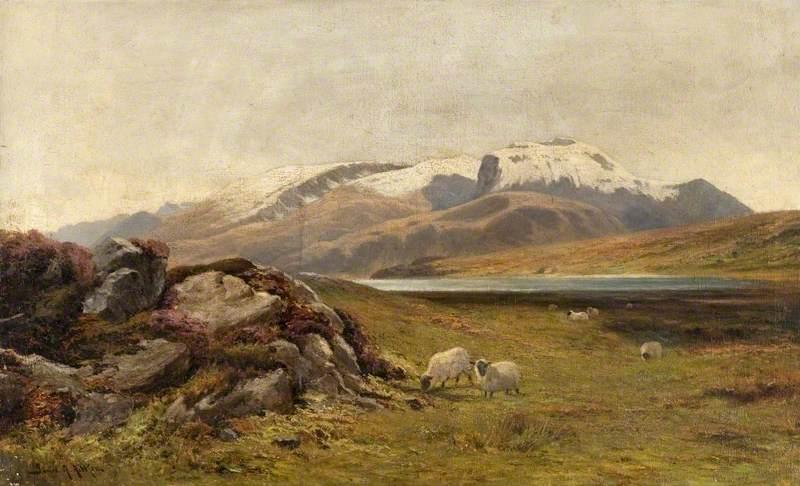 Ben Nevis: The First Snow