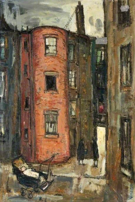 Whone, Herbert, 1925–2011 | Art UK