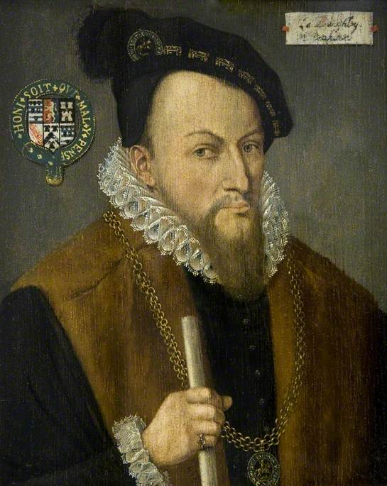 William Cecil (1520–1598), Lord Burghley