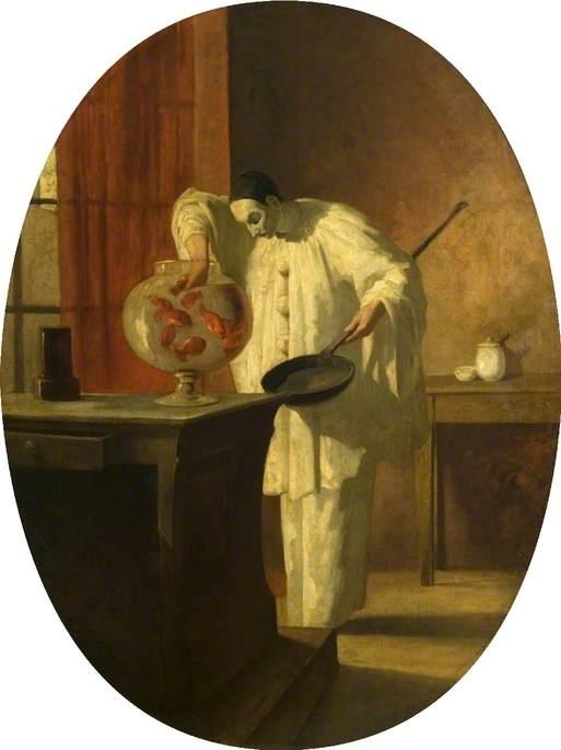 Pierrot voleur
