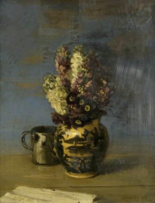 The Leeds Vase