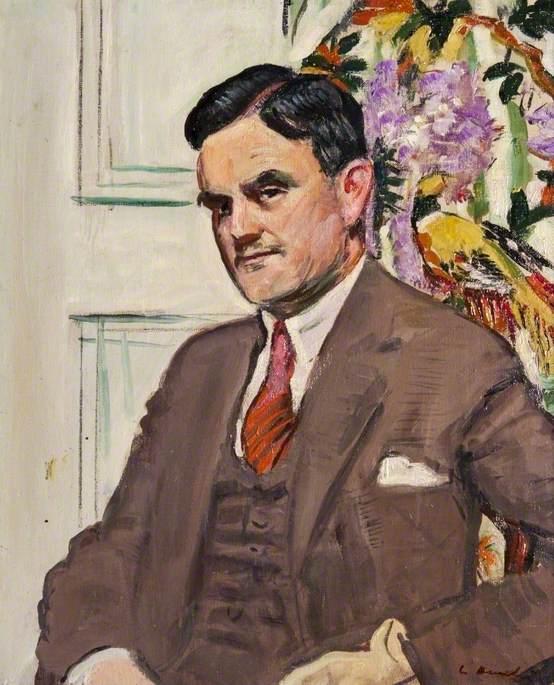 Dr Tom J. Honeyman (1891–1971), Director of Glasgow Art Galleries (1939–1954)