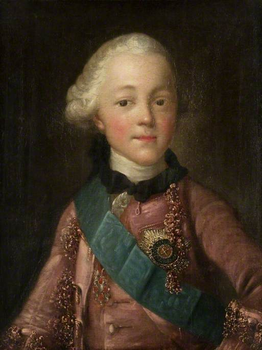 Prince Paul of Russia (1754–1801)