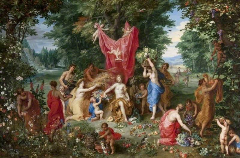 An Allegory of Abundance