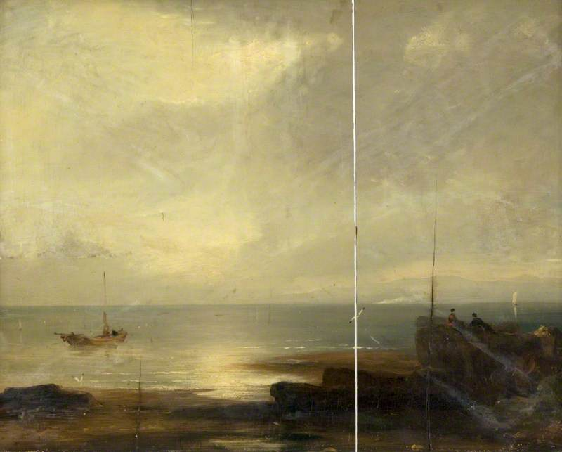 The Firth of Forth, Morning