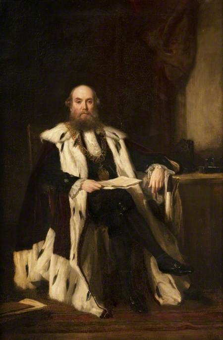 Sir William Collins (1817–1895), Lord Provost of Glasgow (1877–1880)