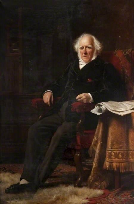 Andrew Galbraith (b.1799), Lord Provost of Glasgow (1857–1860)