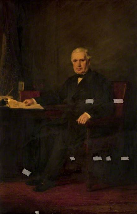 Peter Clouston, Lord Provost of Glasgow (1860–1863)