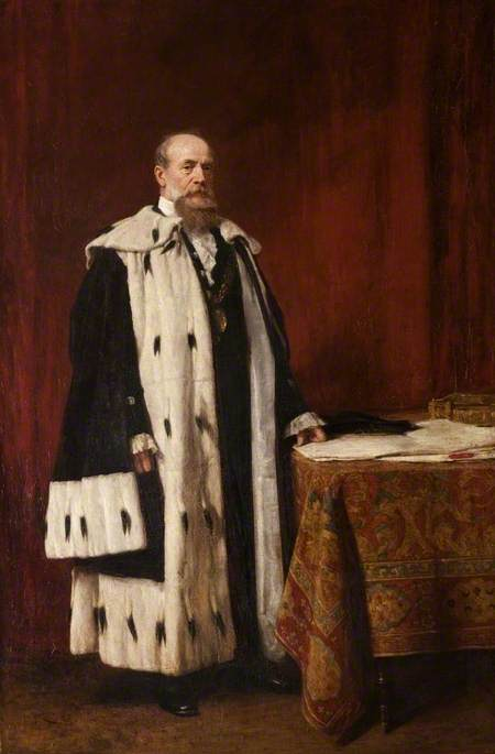 John Ure (1824–1901), Lord Provost of Glasgow (1880–1883)