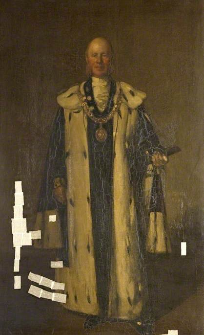 Sir James King (1830–1911), Lord Provost of Glasgow (1886–1889)