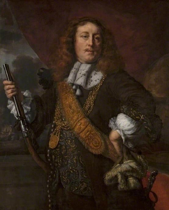 Captain Willem van der Zaan (1621–1669)