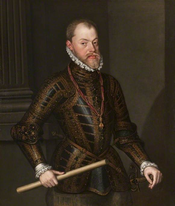 Philip II of Spain (1527–1598)