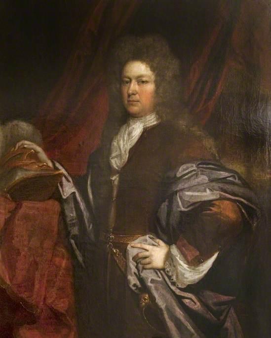 Sir John Maxwell (1648–1732), 1st Bt